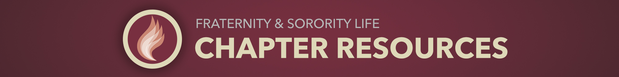 Chapter Resources Banner